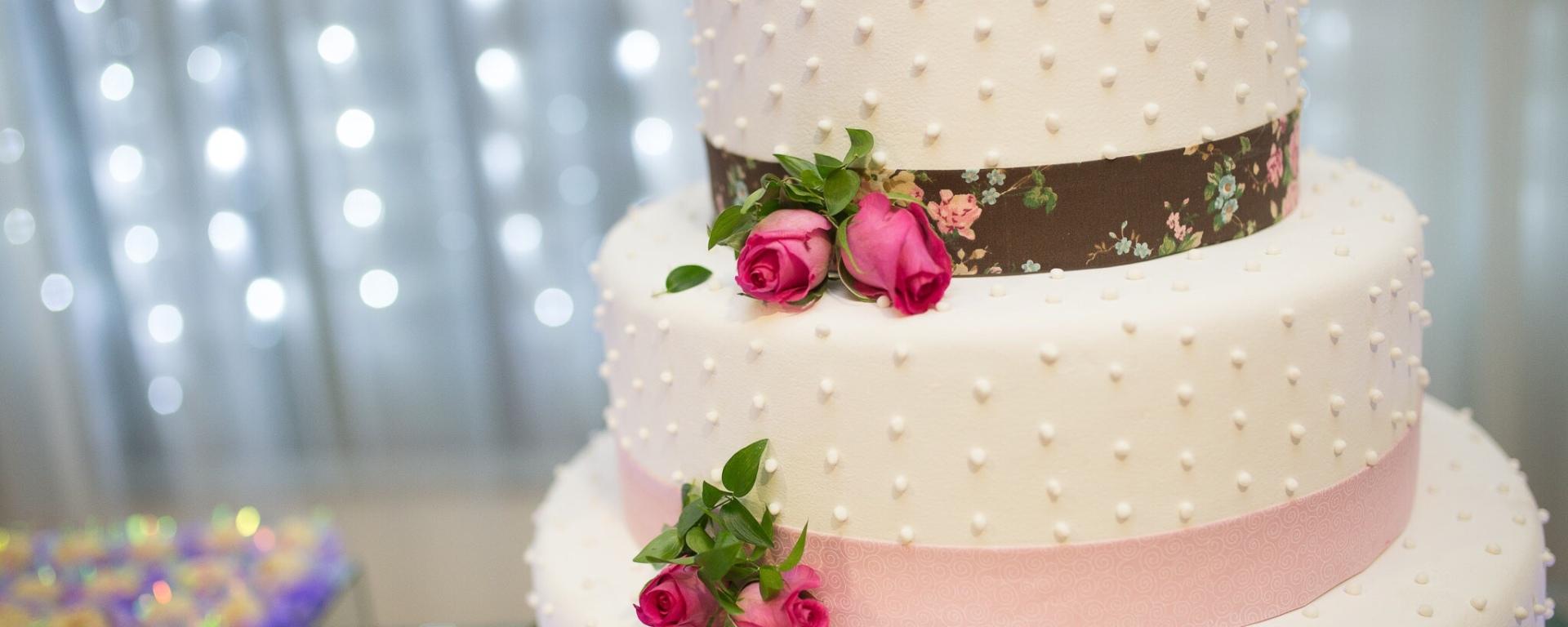 Romantic Birthday Cake For Husband