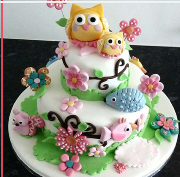 Enjoyable Awesome Birthday Cake Ideas For Girls All About Cakes Online Funny Birthday Cards Online Sheoxdamsfinfo